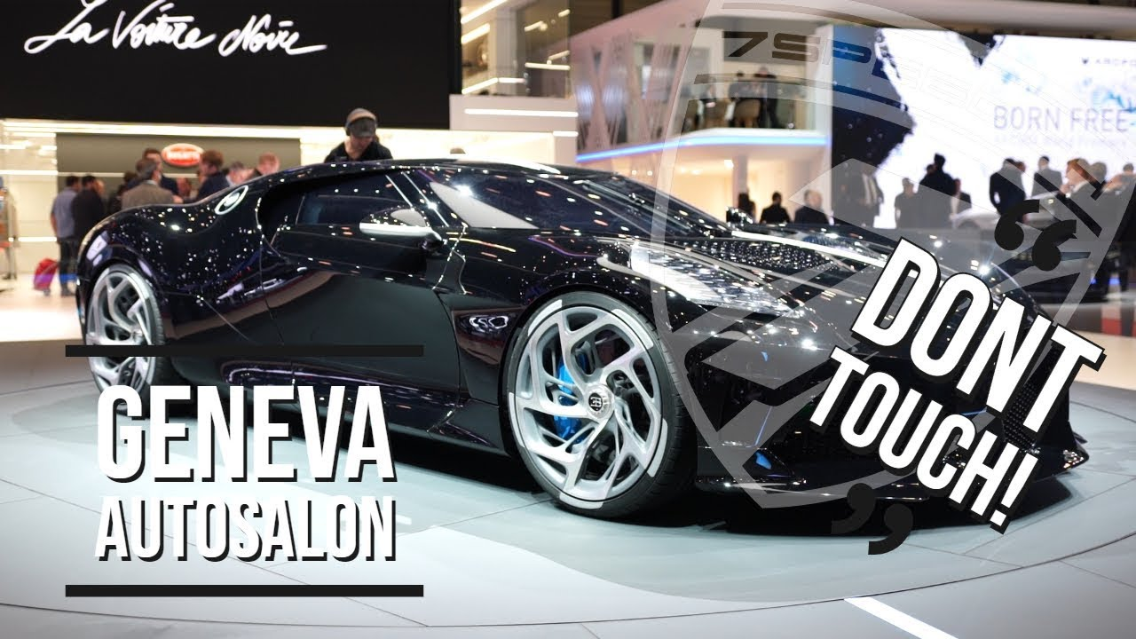 Geneva Autosalon 7speed
